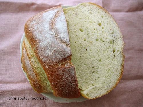 朋廚迷迭香法國麵包