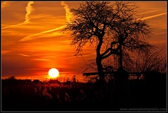 Kinderdijk, Netherlands (Wallace Images) Tags: sunset holland netherlands windmills canon5d kinderdijk