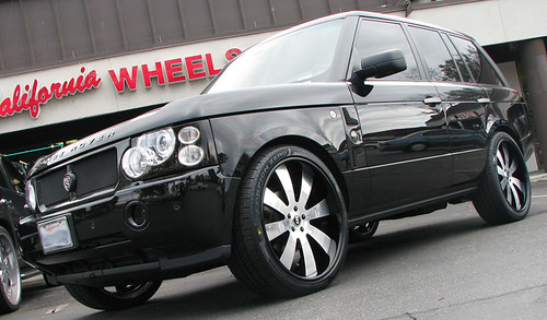 Forgiato Range Rover Sport