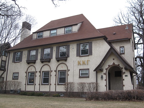 Kappa Kappa Gamma House