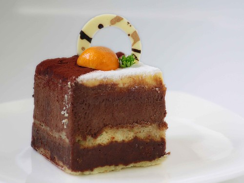 Cocoa Napoleon