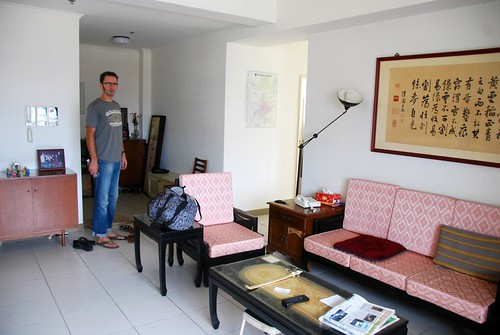 my grandparents' awesome apartment, taipei