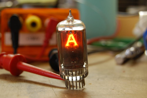 National NL-989 Nixie