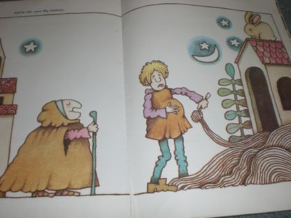 Top 100 Picture Books #34: Strega Nona by Tomie de Paola