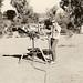 1967 - Kings Park OB Cameraman Bob Finkle