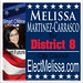 Melissa Martinez-Carrasco for San Antonio City Council District 8 City Council