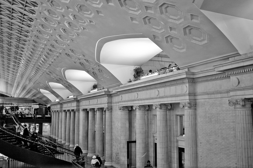 B&W in D.C. - II (3 of 4)