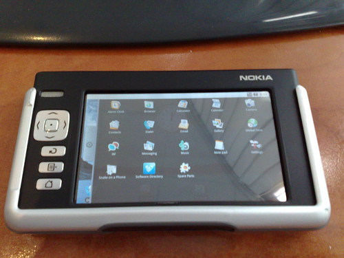 MID (Mobile Internet Devices) like the Nokia N810, Archos devices and many