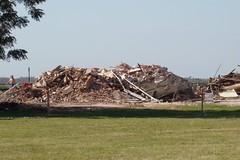 Barrancas Dorrego, demolido