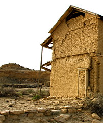 Bar and Brothel (rwilhelmsen) Tags: newmexico ghosttown guadalupe cabezon brothel ojito