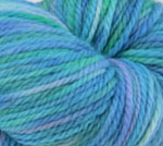 """Chlorine Dreams"" - 3.5 oz 3-ply merino - 15% SALE"