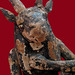 Antelope(?)-headed deity por Su55