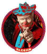 Glenn Beck Rodeo Clown