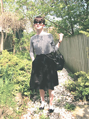 white black fashion wardroberemix outfit style