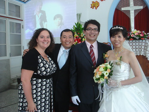 Newly wed :)