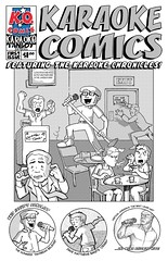 Karaoke Comics #1-3