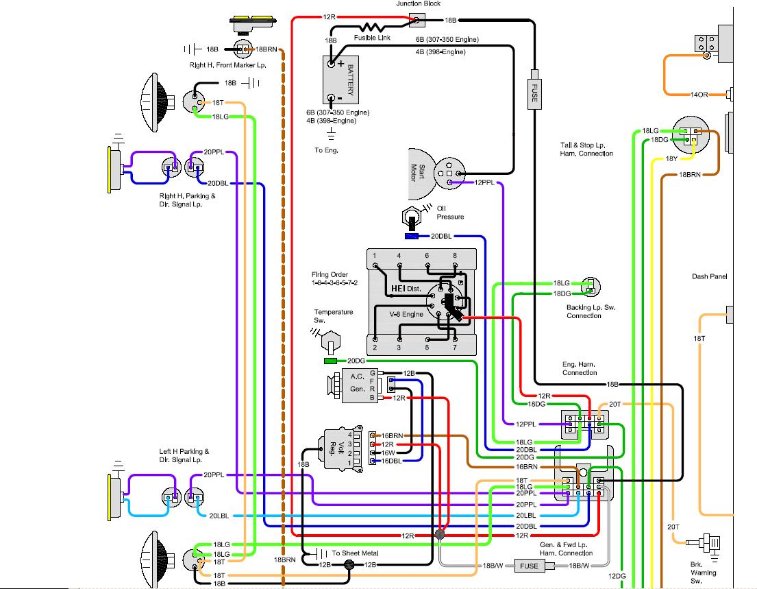 Diagram  77 Chevy C10 Wiring Diagram Full Version Hd