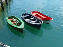 colores del mar (lenbe) Tags: colores barcas