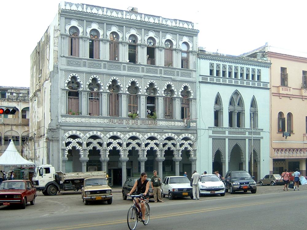 Palacio de las Ursulinas. La Habana