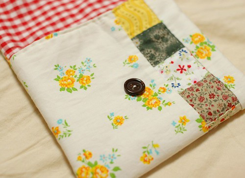 How to make a patchwork pouch (6)