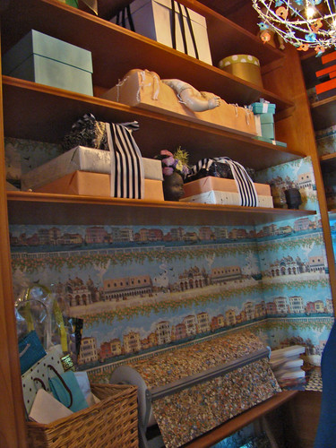 DSC05753 SF Decorator Showcase giftwrap closet