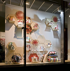 Retail Window Displays from X-Board