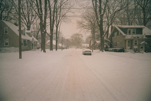 detroit winter