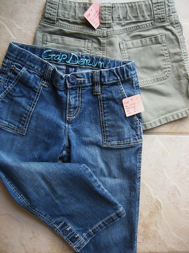clothing name gap clothes jeans shorts thriftstore bargains brand cheap thriftshopping consignment consignmentshop capripants cheapclothes consignmentstore bargainhunting inexpensivekidsclothing brandnameclothingforless