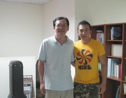 劉畊宏和我