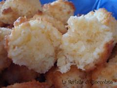 Biscotti al cocco interno