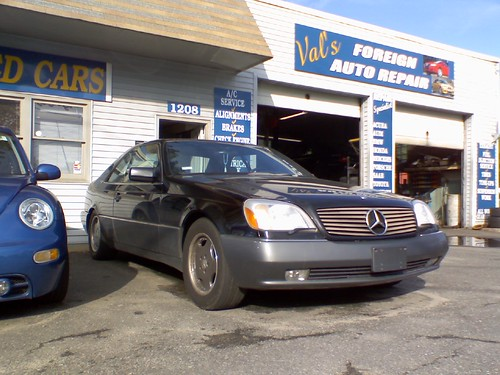 Mercedes Benz S600 For Sale. 1994 Mercedes Benz S600 [front