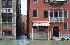 grand canal and side street