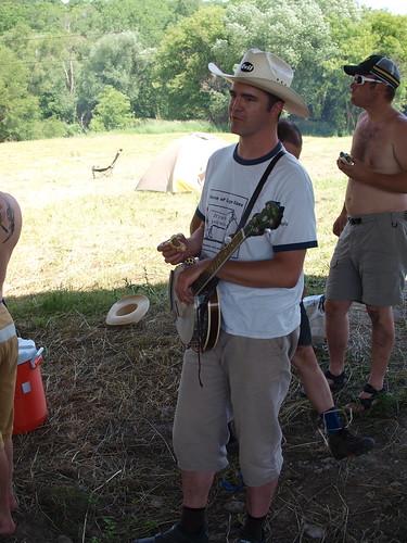 Broke Banjo Deliverance