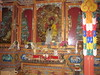 Inside the Upper Pisang Monastery
