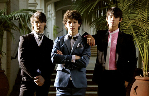 Jonas Brothers: Mejores Fotos