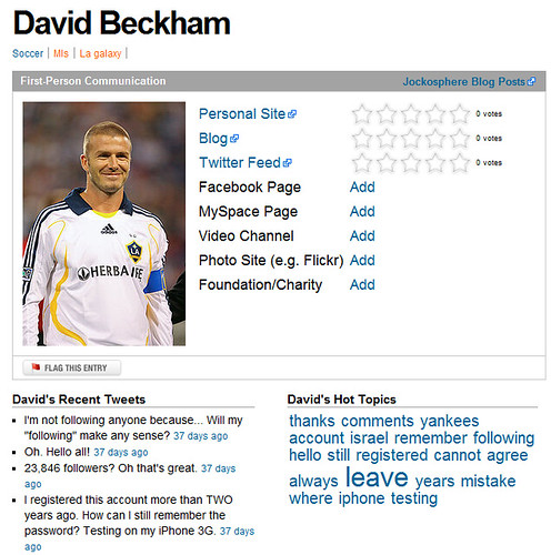 how to create an athlete page on facebook