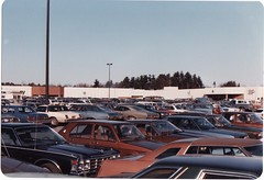 CARS AT THE MALL IN DEC 1982 (richie 59) Tags: 1980s cars hudsonvalley kingston kingstonny nystate malls midhudsonvalley ulstercountyny buildings oldcars 1982 ulstercounty 35mm parkinglot 4door fourdoor twodoor 2door newyorkstate hudsonvalleymall americancars uscars dec181982 dec1982 richie59 mall lakekatrineny lakekatrine motorvehicles outside generalmotors 35mmfilm america automobiles film usa us unitedstates oldpicture picturescan old35mmpictures vehicles parkedcars