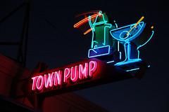 20090814 Town Pump
