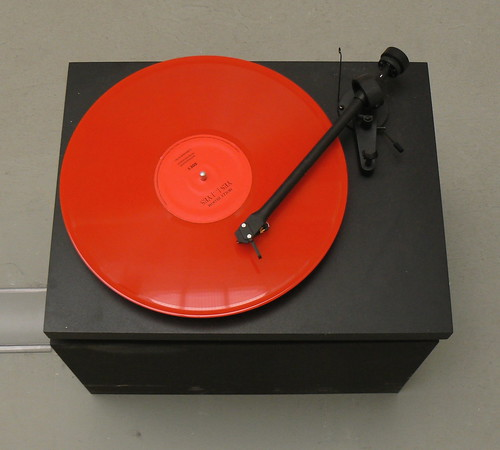 Red record