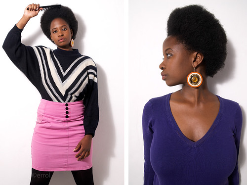 Do you have an afro ? #9 K Tibaijuka by errolphotography.