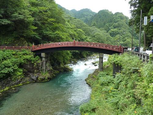 Pont cap a la lluna Nikko