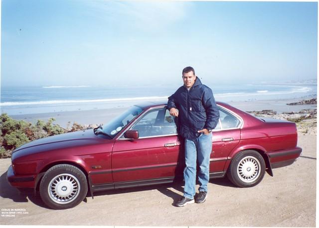 1993 bmw 530