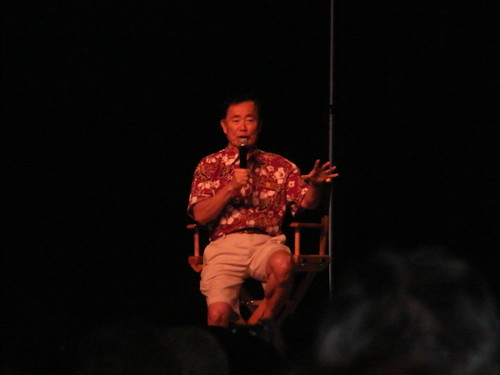 George Takei - Sulu from Star Trek Original Series