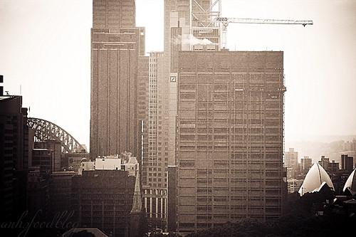 Sydney - a different corner