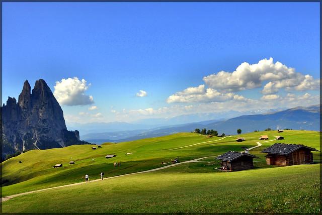 Dolomiti - Alpe di Siusi