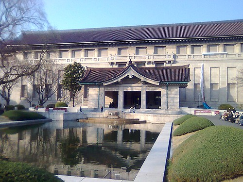Tokyo National Museum 01