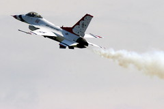 Air Show:  Thunderbird