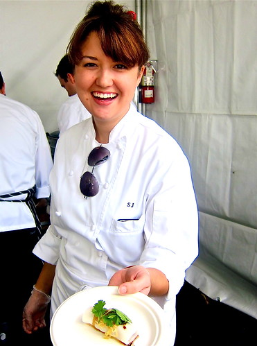 Chef Sara Johannes of WP 24