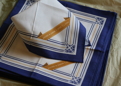 Hankies | Wedding Favors
