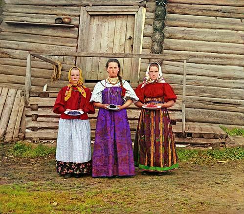 Russian Women Both Living 83